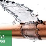 PEX vs. Copper Piping: A Detailed Comparison