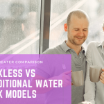 Water Heaters – Tankless vs Traditional Tank Model