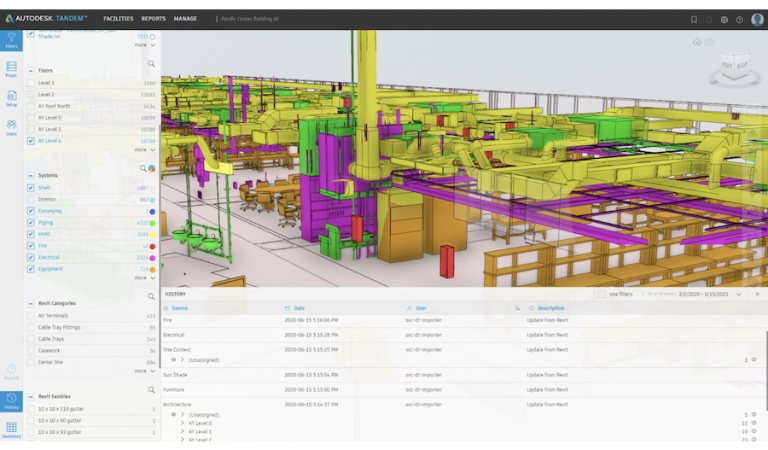 Autodesk takes its tandem, its dual digital platform, to a public beta |  2021-02-26