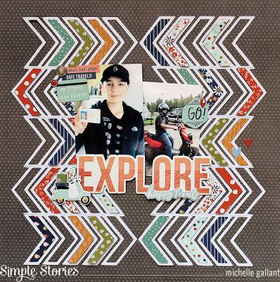 Explore Layout – Craft Gossip