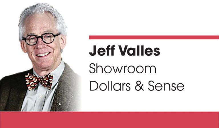 Jeff Vallis: New showroom opportunity |  2020-12-28