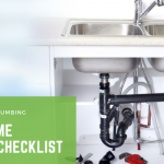 Spring home plumbing checklist