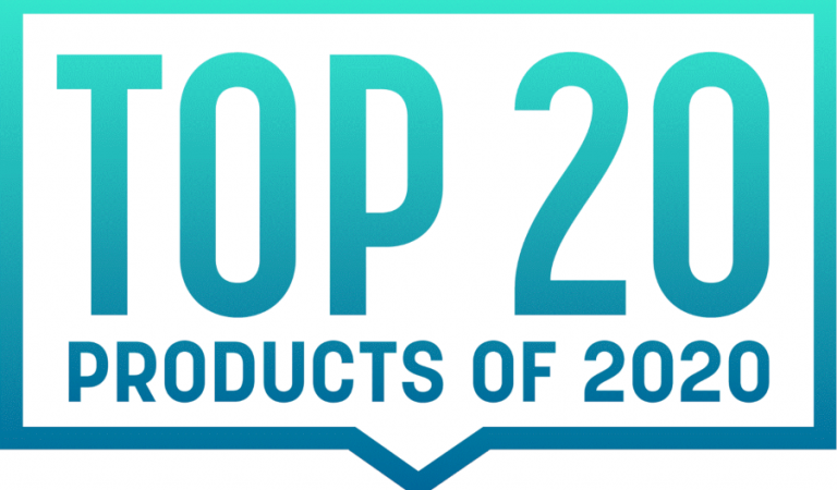 Top 20 Products of 2020 |  2021-02-15
