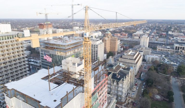 Gilban Sees Benefits of Improving Crane Usage Data in Virginia General Assembly Project |  2021-04-21