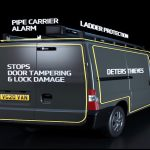 Win! Keep your van safe with a Van Guardian alarm system