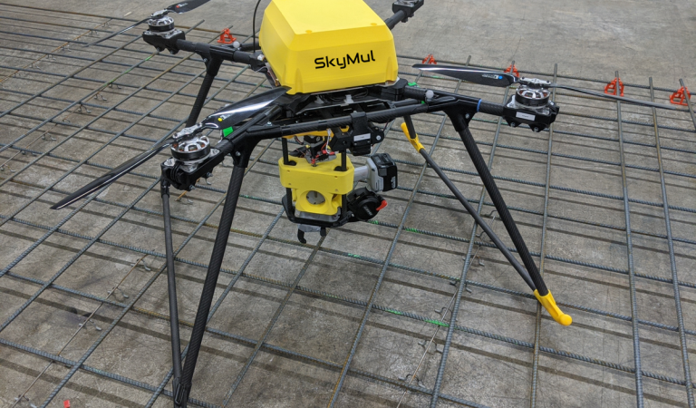 Armature connecting drones: SkyTy prepares for first flight