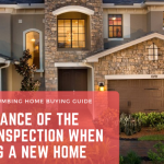 The Importance Of The Plumbing Inspection When Purchasing A New Home