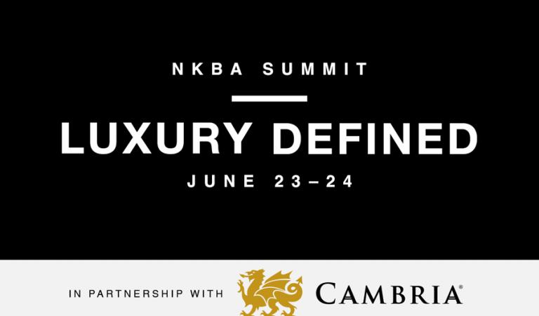 NKBA announces the first luxury kitchen summit |  2021-06-07