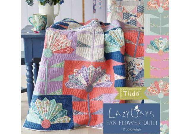 Dresden Pink Wedge Quilt Pattern – Stitching
