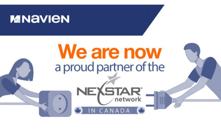 Navien Canada Collaborates with Nexstar Network |  2021-07-20