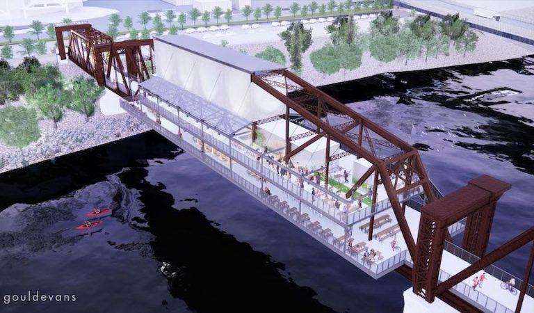 Abandoned Kansas City Railroad Bridge To Get New Life As A Hot Tourist Site