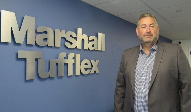 Marshall-Tufflex reinforces growing sales team with new appointment