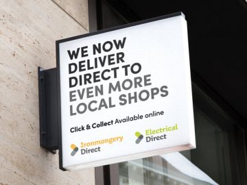 More Click & Collect points for IronmongeryDirect and ElectricalDirect customers